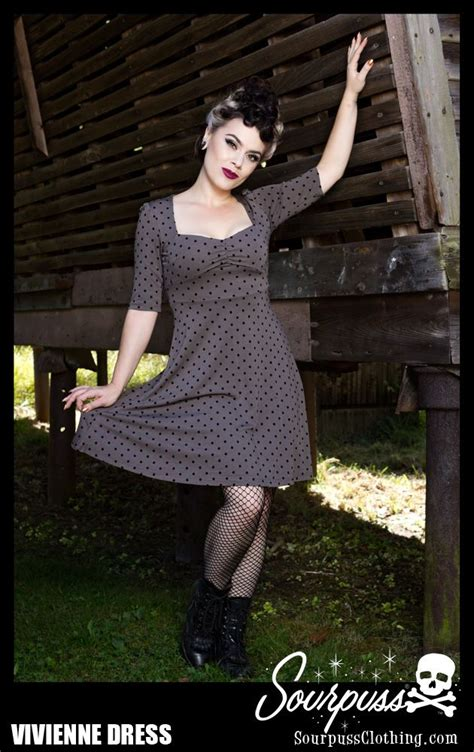 gray pin dot my anywhere sourpuss gray polka dot vivienne dress skeletons in my