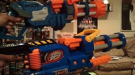 Dart Zone Gatling Gun Air Zone Punisher