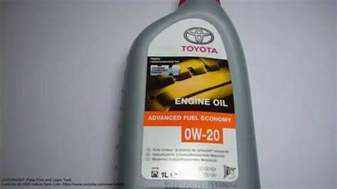 What Is The Best Engine Oil For Toyota And Lexus Cars