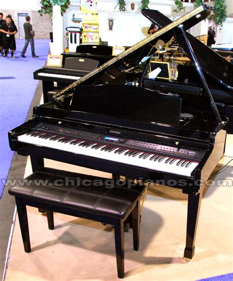 Suzuki Digital Baby Grand Piano by Suzuki Digital Pianos From Chicago Pianos