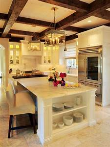 Best ideas about wood beamed ceilings on
