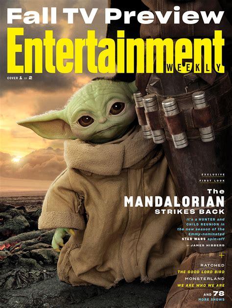 The Mandalorian exclusive: First look at season 2 | EW.com
