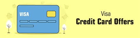 Choose the best visa credit card for you whether you're looking for travel rewards, a card for your small business or are a student building credit. Visa Credit Card Offers 2020 - Avail best deals on Travel, Shopping