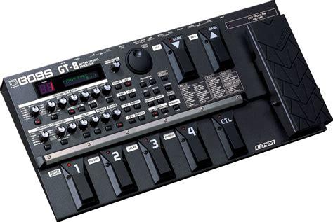 Efk Gitar Gt 8 gt 8 guitar effects processor