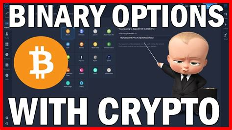When it is combined with bitcoins, there are even less chances that it might be approved. How to trade Cryptocurrencies (Bitcoin) with Binary ...