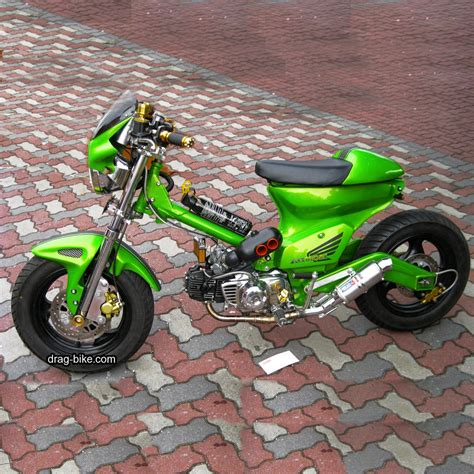 Jok C70 Modif by 42 Foto Gambar Modifikasi Motor C70 Racing Chopper