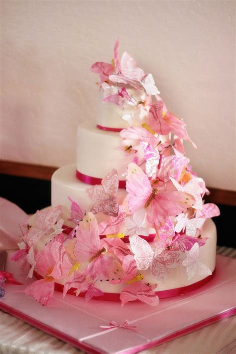 wedding cakes pictures butterfly wedding cake decorations pictures