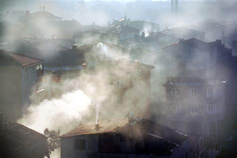 oms confirma  la contaminacion del aire provoca cancer
