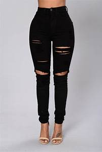 34+ Cute Ripped Jeans Outfits For Winter 2017 | Regina Mcgill