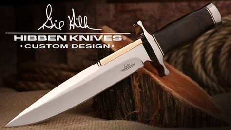 gil hibben  west fixed blade boot knife youtube