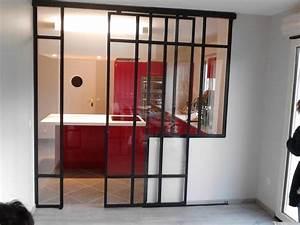 Verriere Interieure Coulissante : fabricant d 39 escalier garde corps verri re pour votre ~ Premium-room.com Idées de Décoration