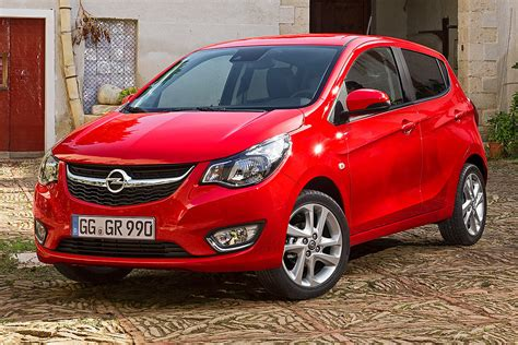 Opel Germany by Opel Karl Arrives In Dealerships This Summer Priced From