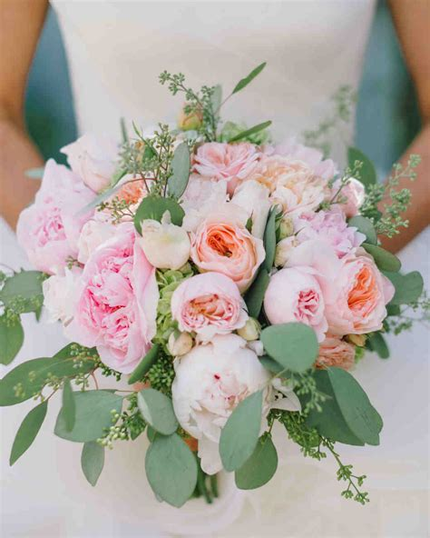 spring wedding bouquets martha stewart weddings