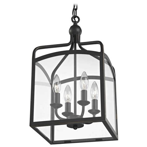 lantern pendant light black preston square lantern pendant entryway light ebay