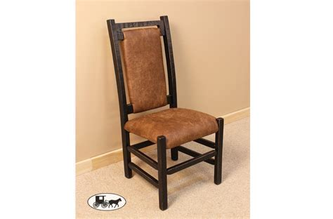 Chairs   The Wood Carte   Real Wood Furniture: : Amish