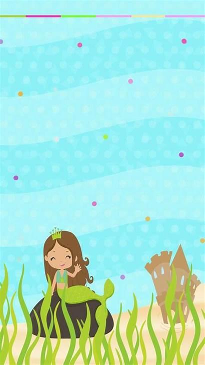 Summer Backgrounds Sand Cartoon Wallpapers Fun Castle