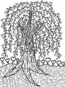 Abstract Doodles Print To Color Coloring Pages