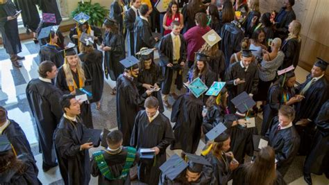 commencement ceremony schedule announced   community
