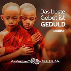 Buddha Sprüche Bilder : das beste gebet ist geduld buddha zitat ~ Orissabook.com Haus und Dekorationen