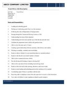 job resume sle pdf download dump truck driver resume objective