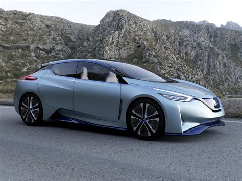 nissan maxima hybrid 2016 nissan ids concept car may be preview of 2018 leaf with 60