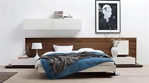 Tete De Lit Moderne : tete de lit moderne en bois ~ Preciouscoupons.com Idées de Décoration