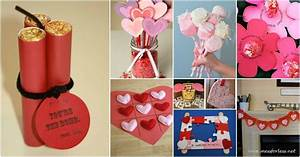 20 Adorable And Easy DIY Valentine's Day Projects For Kids ...
