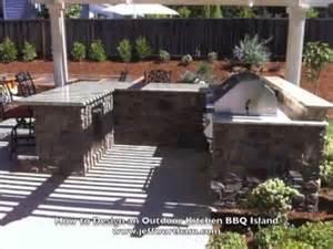 kitchen island kits how to design an outdoor kitchen bbq island