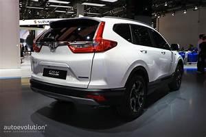 Honda Cr V 2018 Europe : euro spec 2018 honda cr v abandons diesel for hybrid engine autoevolution ~ Medecine-chirurgie-esthetiques.com Avis de Voitures