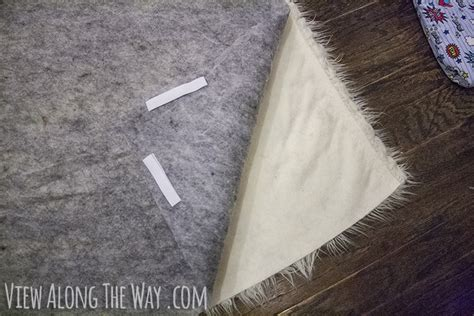 diy faux fur rug how to make a diy faux fur rug view along the way