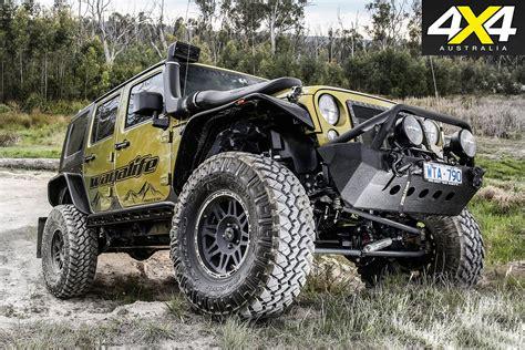 Custom 4x4  Jeep Wrangler Unlimited  4x4 Australia