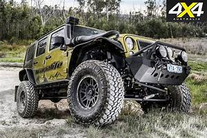Custom 4x4 | Jeep Wrangler Unlimited | 4X4 Australia