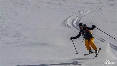 Skiing Freeride Austria