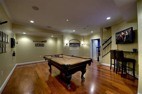 How To Renovate The Basement And Turn It Into A Friendly Space