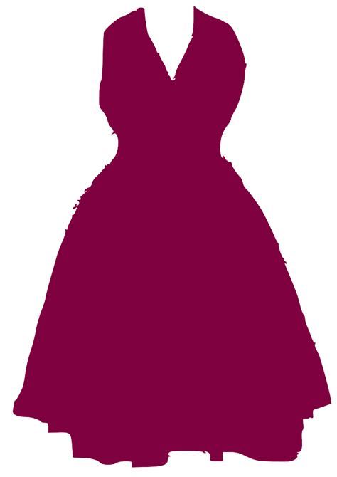 Dress Clipart Clip Dressing Gif