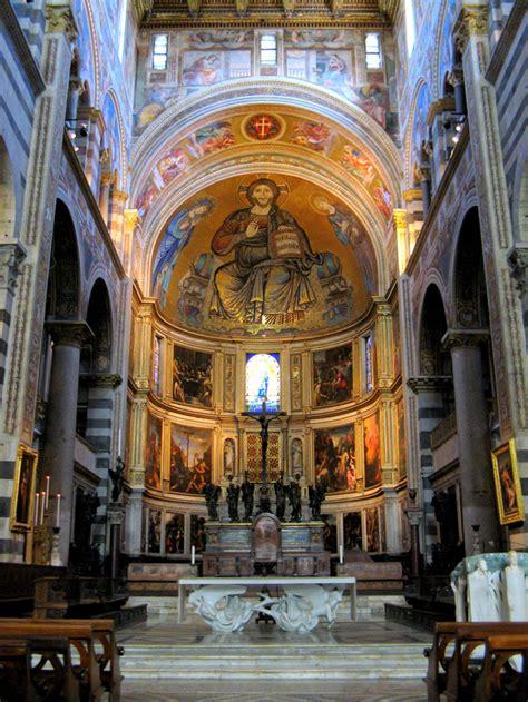 Interno Duomo Di Pisa by Le Origini Di Pisa Avrvm