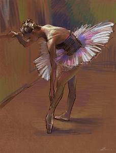 Ballet Dancer by zhuzhu on DeviantArt