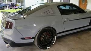 2011 mustang gt ready for pickup (Nardo gray) - YouTube