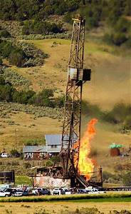Natural gas well burns near Rulison | VailDaily.com
