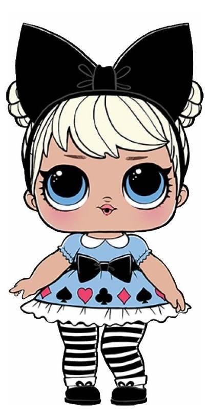Lol Dolls Doll Surprise Qt Curious Dibujos