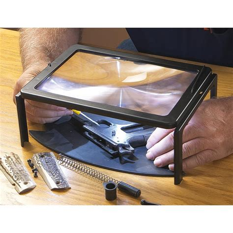 lighted stand magnifier 141699 hobby craft at
