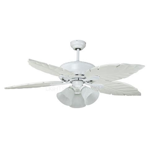 kitchen fans with lights tempest aluminium ceiling fans white brilliant lighting 4756