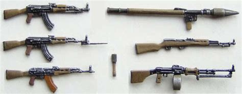 Wwii German Weapons During The Vietnam War
