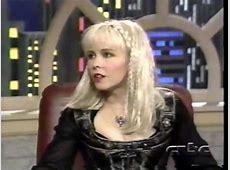 Terri Nunn CNBC Interview Nov 11th 1991 YouTube