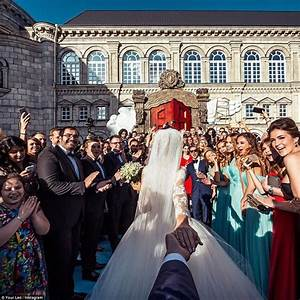 instagram star murad osmann marries girlfriend seen With wedding photography leads