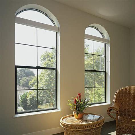 arch radius windows wood vinyl fiberglass aluminum