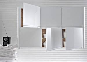 meuble cuisine mural nice ikea meuble cuisine haut 8 With carrelage adhesif salle de bain avec tete de lit led 160