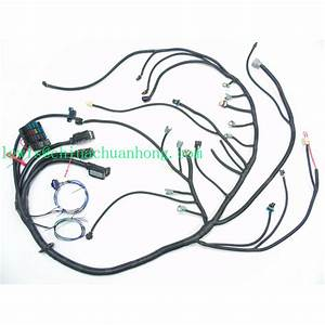 Ls3 Standalone Wiring Harness For Gm Gmc Corvette