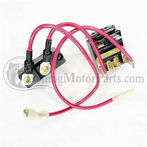 Motor Guide X3 Switch Kit
