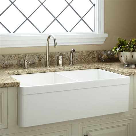 kitchen farm sinks 35 unique bowl farmhouse sink 1609